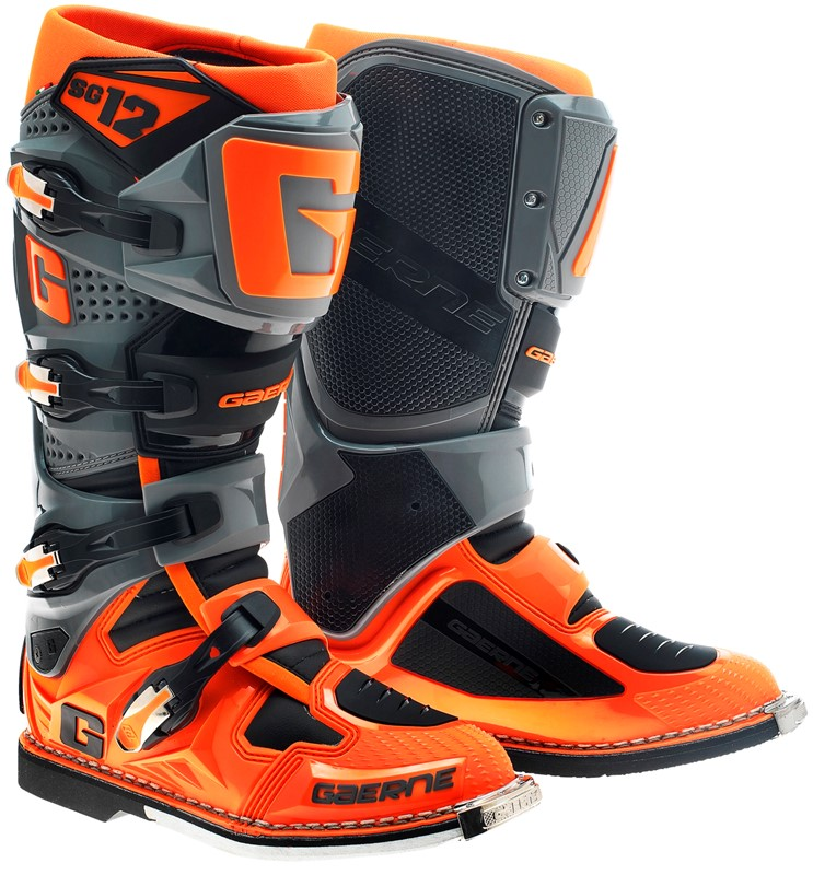 Gaerne The Boot Co Mx Offroad Sg 122174 038 Orange
