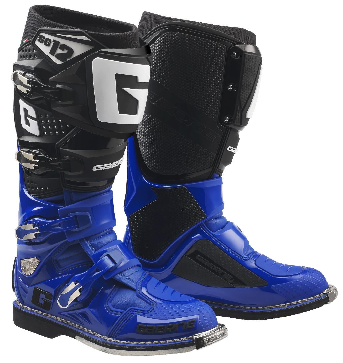 073 CoMx Boot 122174 GaerneThe Blueblack OffroadSg 5A4jRL