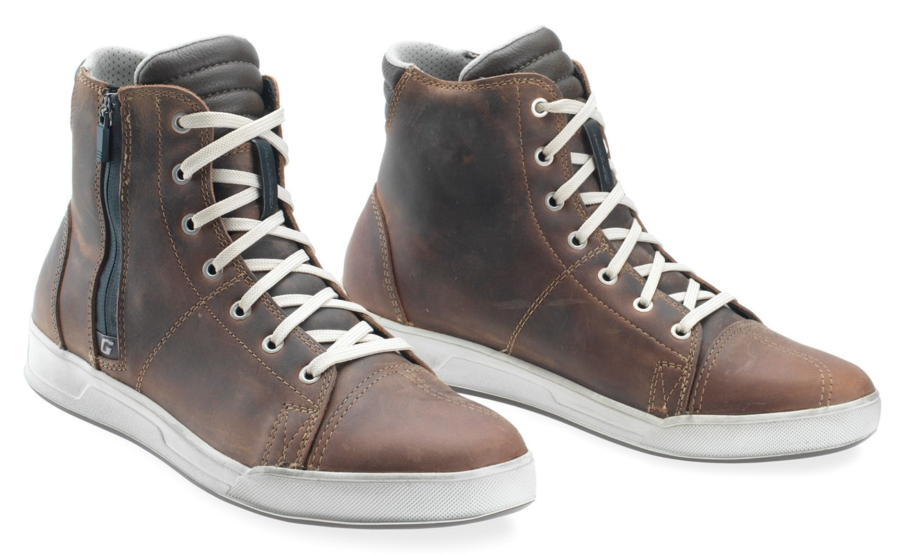 Gaerne Boots Sg12 >> Gaerne   The Boot Co. G.VOYAGER FOOTWEAR: VOYAGER OILED2948-013 Oiled