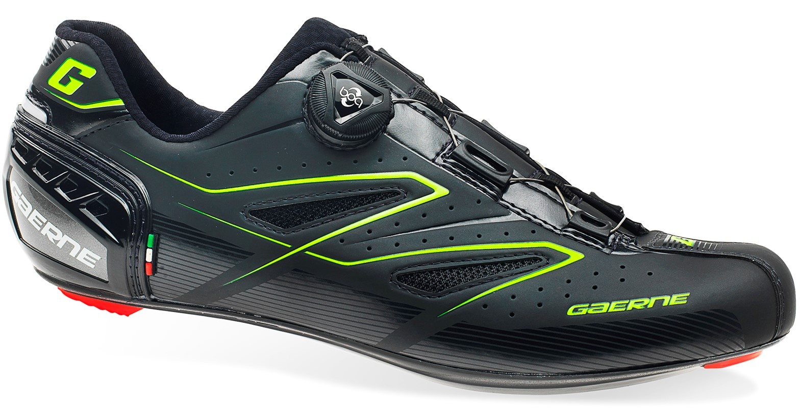 9e0fee25ba9 Gaerne | Cycling Shoes ROAD: G.TORNADO Black