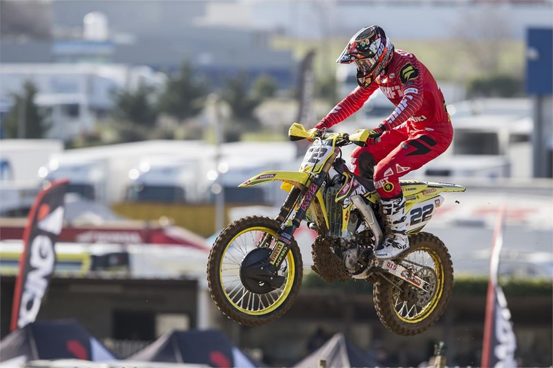 Gaerne | Riders Motocross W.C.: KEVIN STRIJBOS